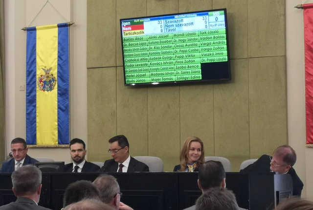 Debreceni közgyűlés - 2019. december 12.